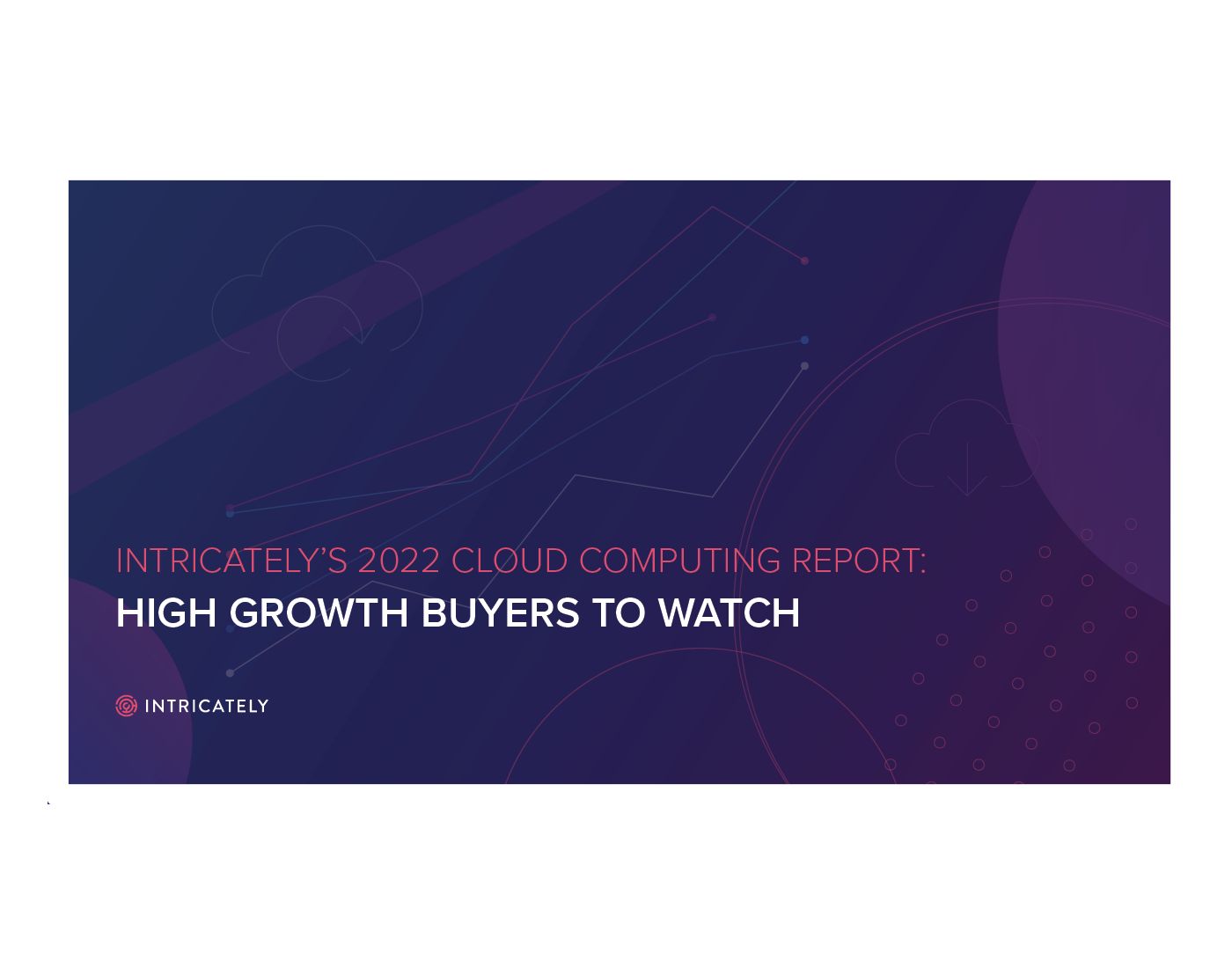 high growth buyers cloud spend report copy